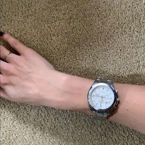 Zovatti Accessories - Zovatti silver link men's watch